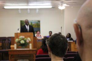 Pastor Robert Moorehead